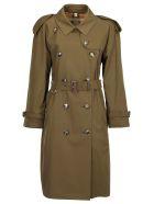 Burberry Trench Coat - Dark military khaki
