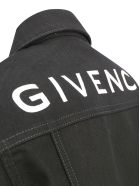 Givenchy Denim Jacket - Black