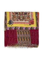 Etro Cashmere And Silk Scarf - Fantasia