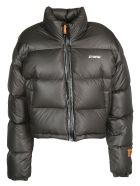 HERON PRESTON Padded Jacket - Black