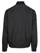 Calvin Klein Jeans Bomber Band Logo - Black