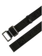 Dolce & Gabbana Logo Belt - Nero
