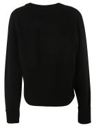 Chloé Knitted Pullover - Black