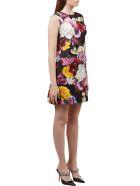 Dolce & Gabbana Floral Print Dress - Nero multicolor