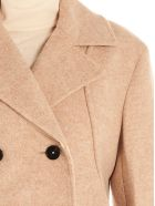 Jil Sander 'lomax Mf' Coat - Pink