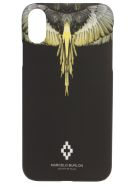 Marcelo Burlon County Of Milan Cases YELLOW WINGS XS MAX CASE