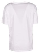 Versace With Love Print T-shirt - White