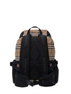 Burberry Wilfin Backpack - Beige