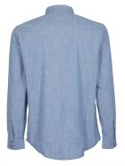 Edwin Pocketed Shirt - Blue
