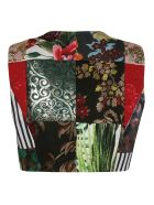 Dolce & Gabbana All-over Printed Gilet - Multicolor