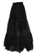 Edward Achour Paris Float Skirt - Black