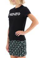 Kenzo Logo Print T-shirt - Nero