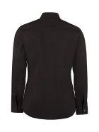 Givenchy Stretch Poplin Shirt - black