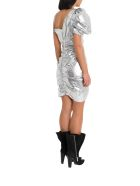 Isabel Marant Talma Dress - Silver