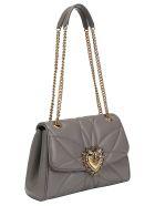 Dolce & Gabbana Shoulder Bag - Piombo