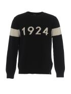 Belstaff Logo 1924 Woolen Pullover - Black
