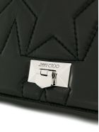 Jimmy Choo Helia Shoulder Bag - Black/silver