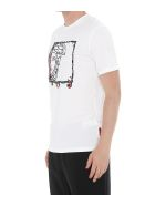 Versace Collection T-shirt - Bianco+stampa