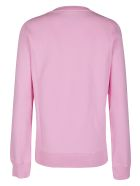 Moschino Pink Cotton Sweatshirt