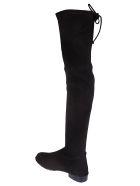 Stuart Weitzman Lowland Over-the-knee Boots - Black