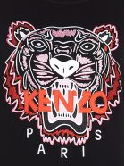 Kenzo 'classic Tiger' Sweatshirt - Black