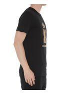 Dolce & Gabbana Patch King Tshirt - Black