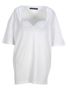 Y/Project Y/project Push-up T-shirt - WHITE