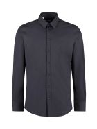 Dolce & Gabbana Stretch Poplin Shirt - blue