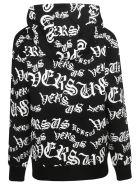 Versus Versace All Over Print Hoodie - Basic