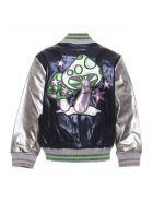 Stella McCartney Metallic Stars Jacket - Lilac