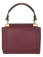 Givenchy Mystic Small Handbag - Aubergine