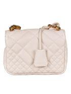 Versace Icon Shoulder Bag - Beige