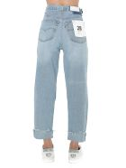 RE/DONE 90s Loose Straight Jeans - Denim