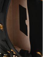 Balmain B-buzz 26 Baguette Bag - BLACK