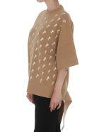 Chloé Woolen Logo Pullover - Brown