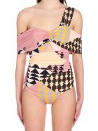 self-portrait Swimsuits - Multicolor