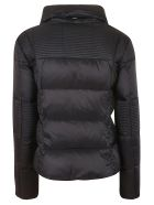 Rossignol Button Up Padded Jacket - Black