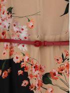 Max Mara Studio Salvia Dress - Pink