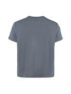 Maison Margiela Cotton Crew-neck T-shirt - Grigio