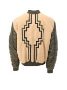 Marcelo Burlon Jacket - Black
