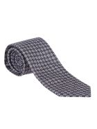 Ermenegildo Zegna Patterned Neck Tie - Multicolor