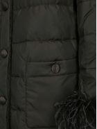 Miu Miu Down Jacket - Nero