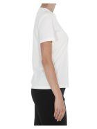Moschino Ready To Bear Logo Tshirt - White