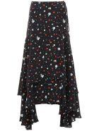 Ganni Nolana Skirt - BLACK (Black)