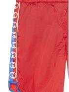 Gucci Junior Swimsuit - Red