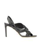 Jimmy Choo Lalia 85 Sandals - Basic