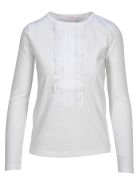 See by Chloé See By Chloe' Tshirt Rouge - White