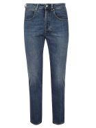 Golden Goose Pant Up Jeans - Middle Blue Wash