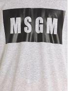 MSGM T-shirt - Grey