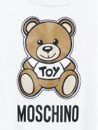 Moschino 'teddy' Sweatshirt - White